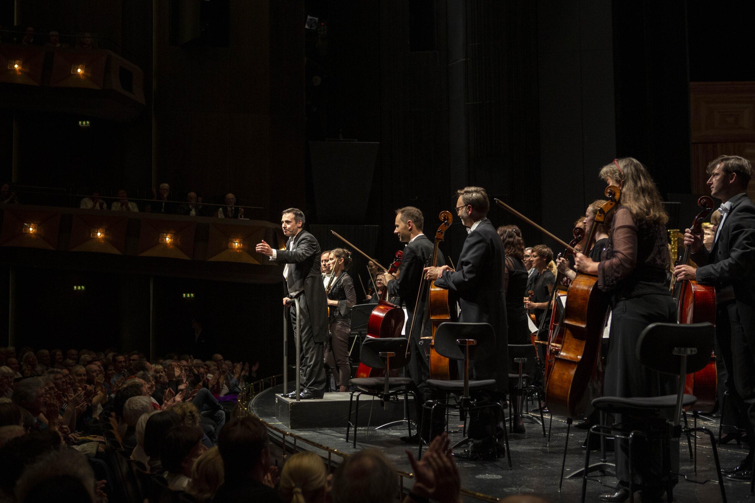 Deutschland, Hannover 16.06.2019 Opernhaus: 7. Sinfoniekonzert Foto:Villegas