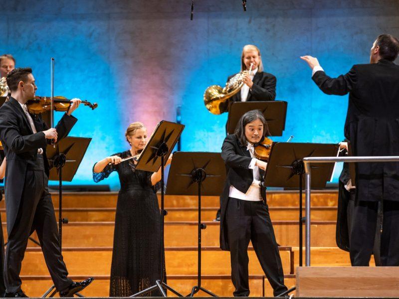 Festkonzert des Münchner Rundfunkorchesters zur Übergabe der EU Ratspräsidentschaft von Kroatien an Deutschland